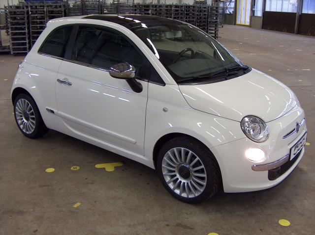 occasions details van een fiat 500 1 2 sport in. Black Bedroom Furniture Sets. Home Design Ideas