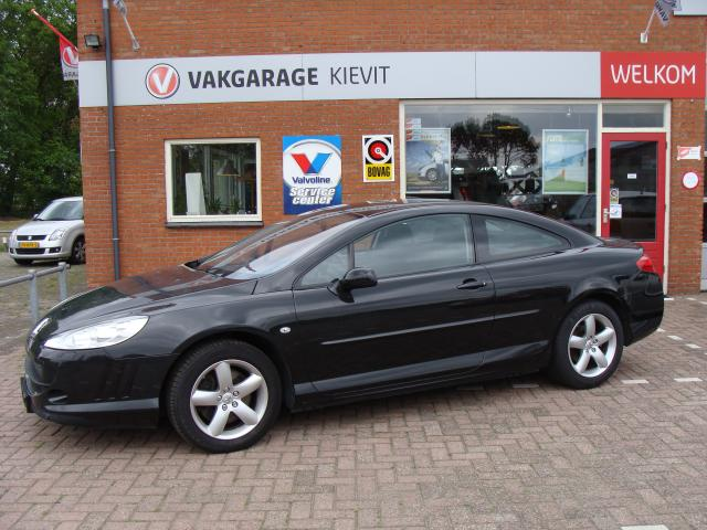 occasions details van een peugeot 407 coupe 2 2 pack in putten. Black Bedroom Furniture Sets. Home Design Ideas