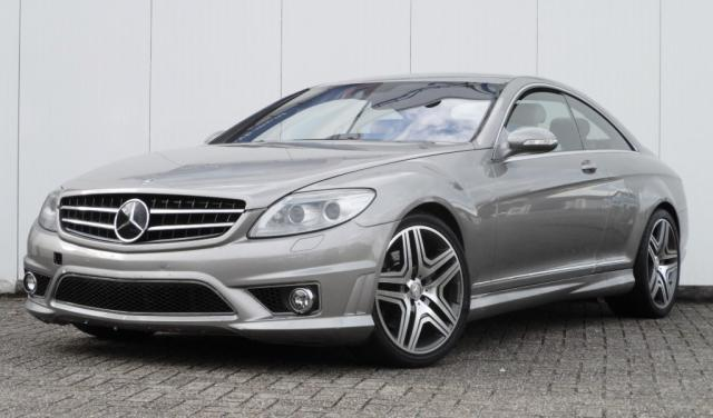 Mercedes CL-klasse
