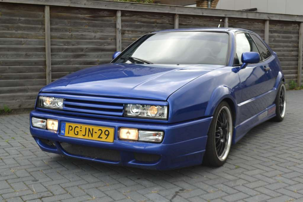 occasions details van een volkswagen corrado 2 9 vr6 in noordwolde. Black Bedroom Furniture Sets. Home Design Ideas