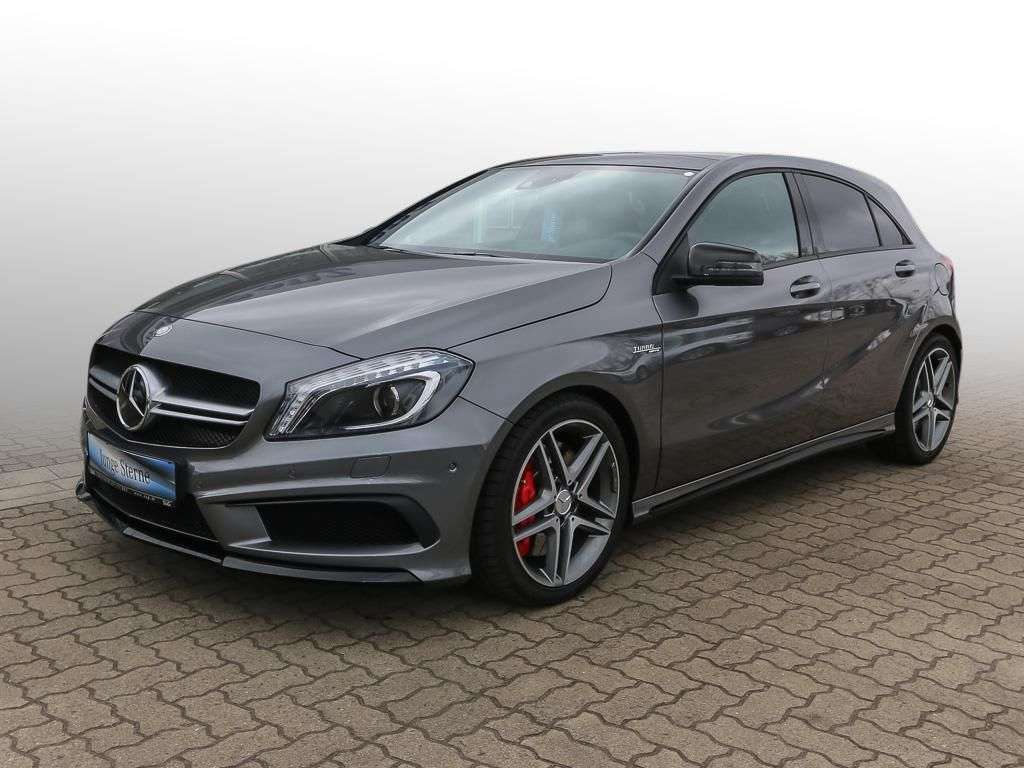 Occasions details van een mercedes a klasse 45 for Mercedes benz a 45 amg 4matic