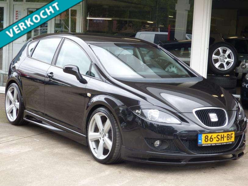 occasions details van een seat leon sport up in lattrop breklenkamp. Black Bedroom Furniture Sets. Home Design Ideas